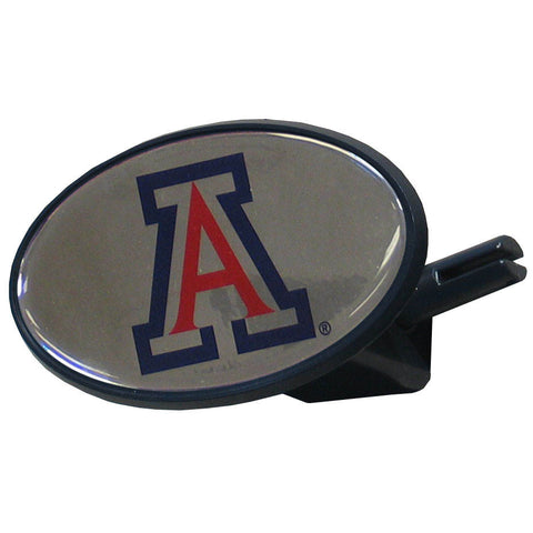 Arizona Wildcats Durable Plastic Oval Hitch Cover (NCAA)