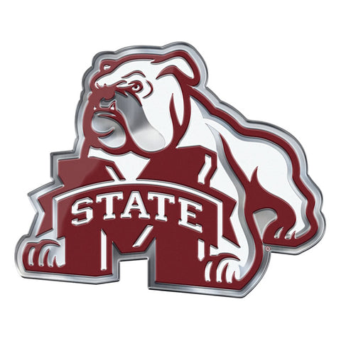 Mississippi State Bulldogs Auto or Hard Surface Emblem Decal NCAA