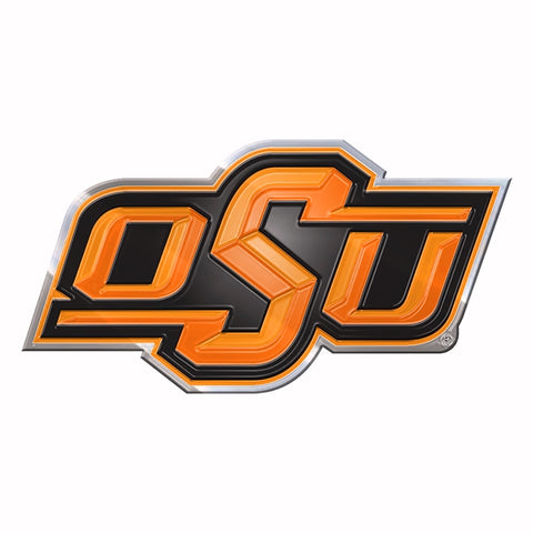"Oklahoma State Cowboys ""OSU"" Auto or Hard Surface Emblem Decal NCAA"