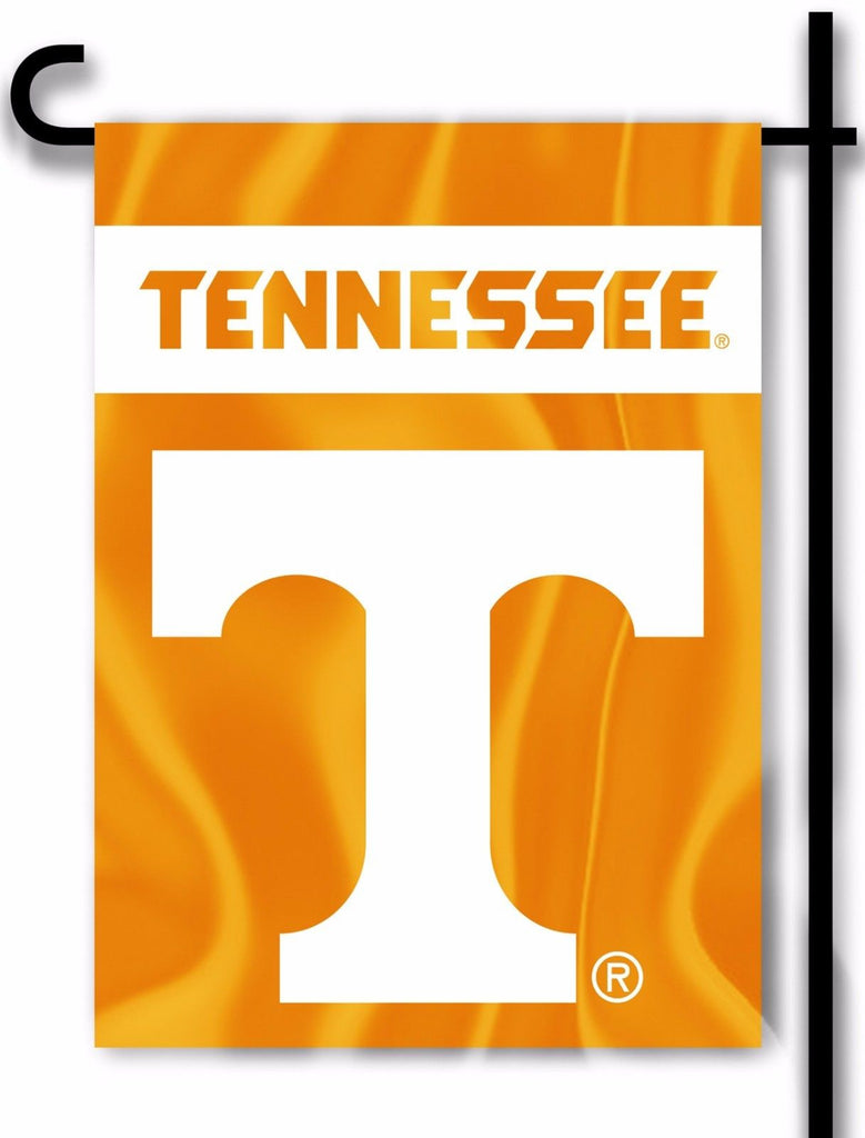 "Tennessee Volunteers 13"" x 18"" Two Sided Garden Flag NCAA"