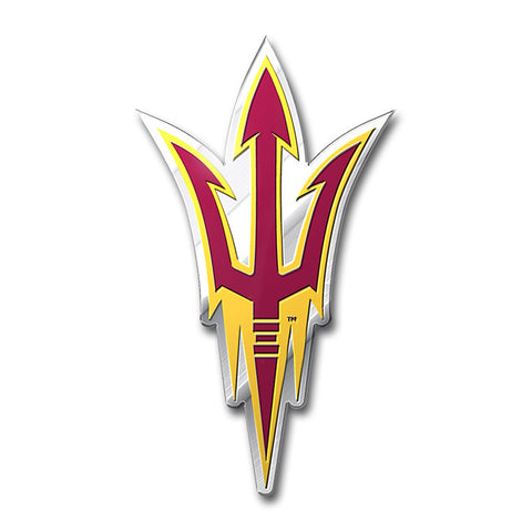 Arizona State Sun Devils Pitchfork Auto or Hard Surface Emblem Decal NCAA