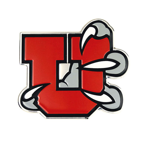 Utah Utes Auto or Hard Surface Emblem Decal NCAA