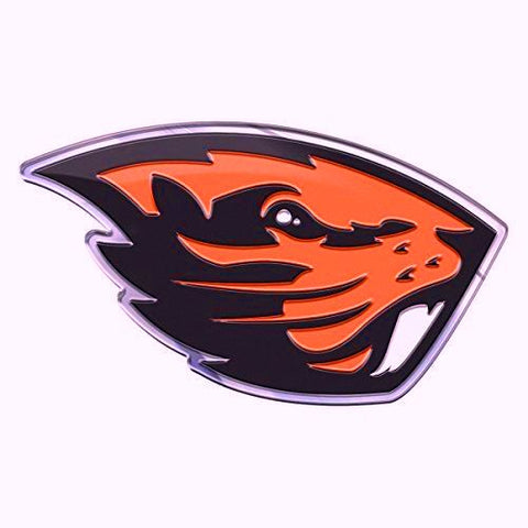 Oregon State Beavers Auto or Hard Surface Emblem Decal NCAA
