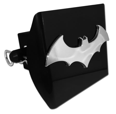 Batman Black Plastic Hitch Cover (3-D Bat) DC Comics