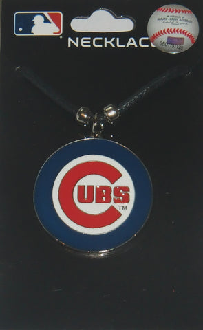 Chicago Cubs Cord Necklace (MLB Baseball) Licensed