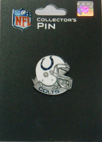Indianapolis Colts Team Collector's Pin (Helmet) - NFL Football Jewelry