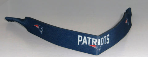 "New England Patriots 16"" Neoprene Sunglasses Strap (NFL) Croakies"