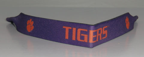 "Clemson Tigers 16"" Neoprene Sunglasses Strap (NCAA) Croakies"