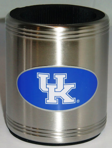 Kentucky Wildcats Insulated Stainless Steel Can Cooler Coozie (NCAA)