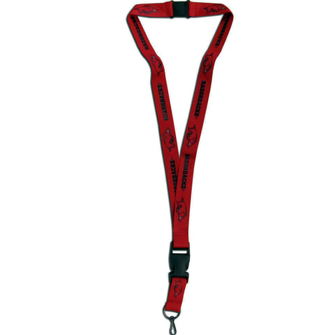"Arkansas Razorbacks 21"" Lanyard Key Chain (NCAA)"