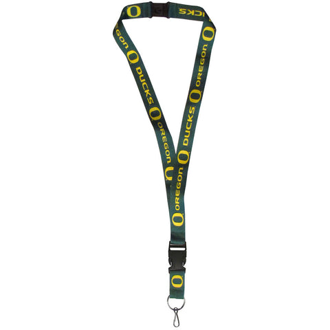 "Oregon Ducks 21"" Lanyard Key Chain (Green) NCAA"