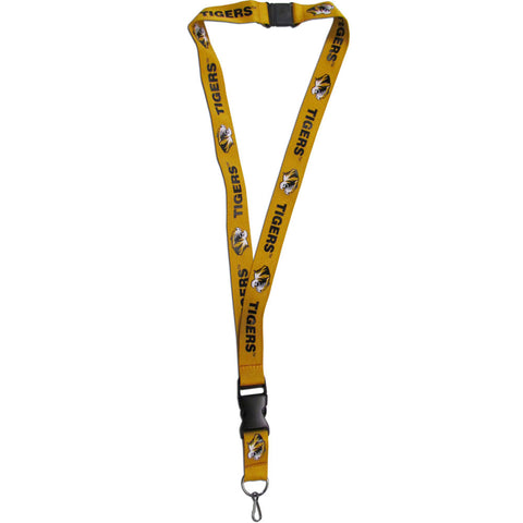 "Missouri Tigers 21"" Lanyard Key Chain (NCAA)"