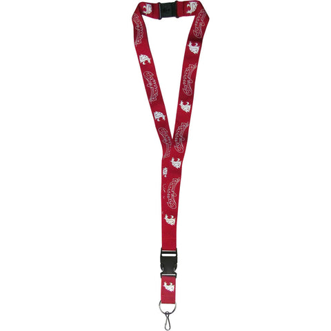 "Washington State Cougars 21"" Lanyard Key Chain (NCAA)"