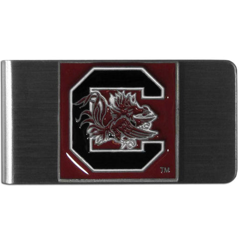 South Carolina Gamecocks Stainless Steel Money Clip (NCAA)