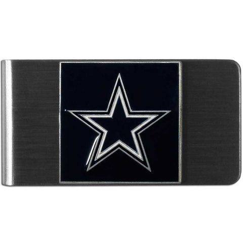 Dallas Cowboys Stainless Steel Money Clip (NFL)
