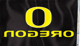 Oregon Ducks 3' x 5' Flag (Blackout) NCAA