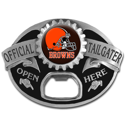 Cleveland Browns Tailgater Belt Buckle (NFL)