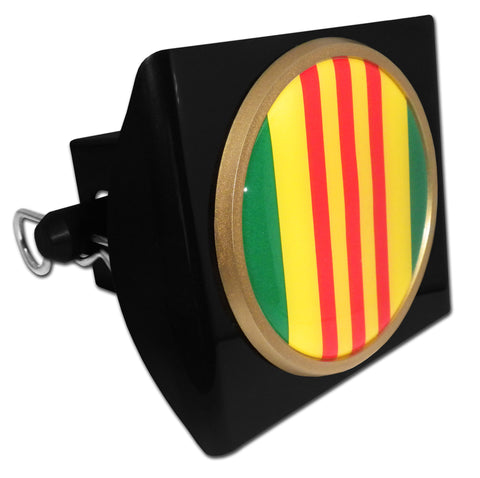 Vietnam Black Plastic Hitch Cover (Seal)