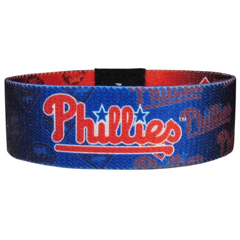 Philadelphia Phillies Stretch Bracelet MLB Licensed Jewelry