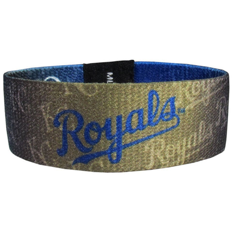 Kansas City Royals Stretch Bracelet MLB Licensed Jewelry