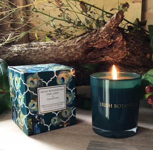 Irish Botanical Candle