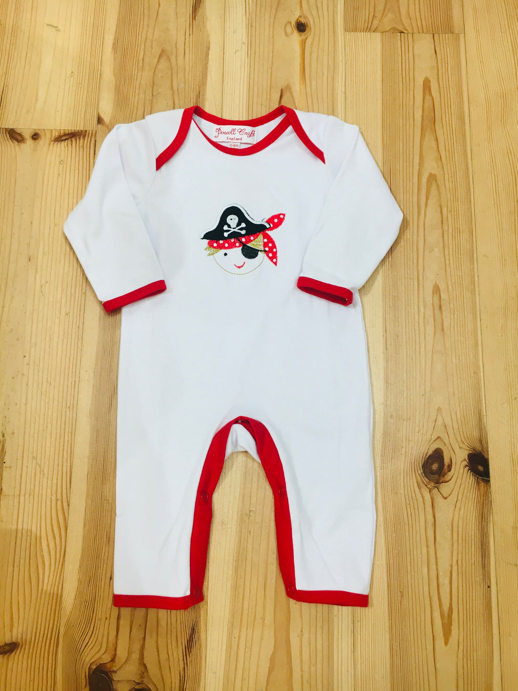 Powell Craft  Babygrow