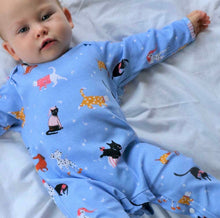 Load image into Gallery viewer, Powell Craft Babygrow.