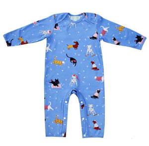 Powell Craft Babygrow.