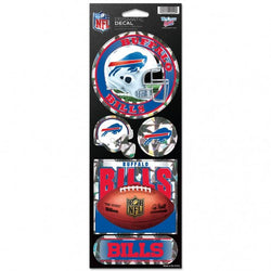 WinCraft NFL Prismatic Decal Buffalo Bills