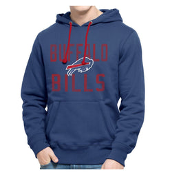 Buffalo Bills Men's Cross Checked Pullover