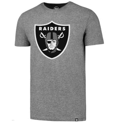 47 Brand Oakland Raiders Mens Club Tee