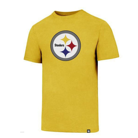 47 Brand Pittsburgh Steelers Mens Club Tee