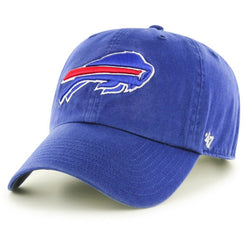 47 Brand Buffalo Bills Clean Up Hat