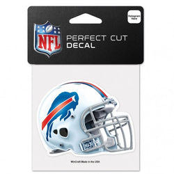 WinCraft NFL 4X4 Decal Buffalo Bills
