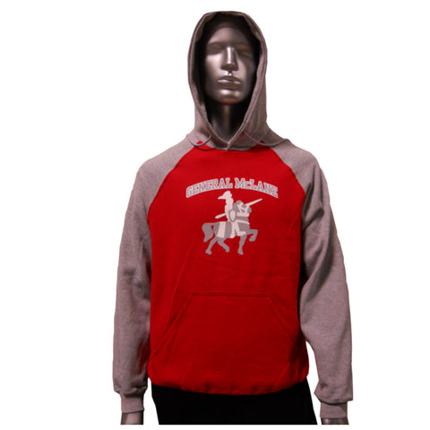 General McLane High School Pullover Hoodie