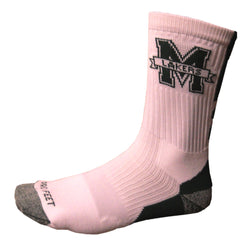 Mercyhurst Prep Lakers Socks