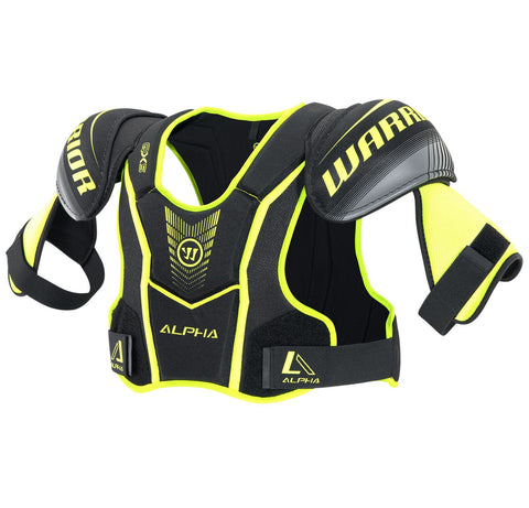 Warrior Alpha QX5 Junior Shoulder Pads
