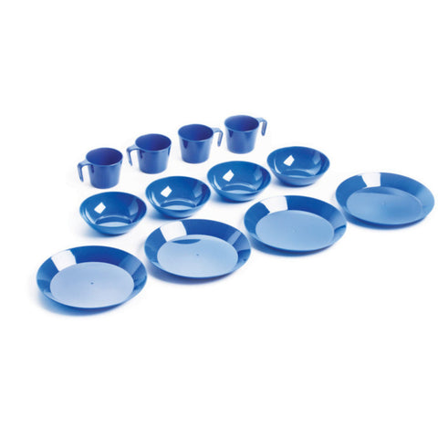 Coghlans Campers Tablewear set