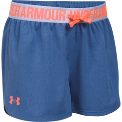 Under Armour Girls Play Up Running Shorts