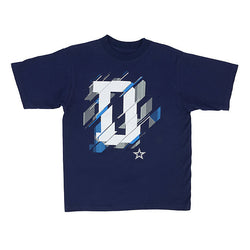 Dallas Cowboys Youth Cornett Combo Tee