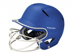 Easton Sports Natural Grip Helmet w/mask