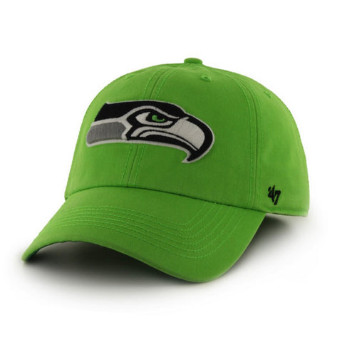 47 Brand Seattle Seahawks Franchise Fitted Hat