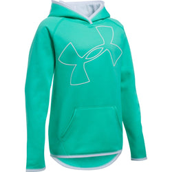 Under Armour Girls Fuse Highlight Hoody