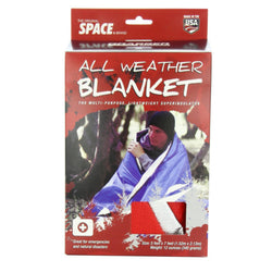 Grabbers Outdoors Olive All Weather Blanket