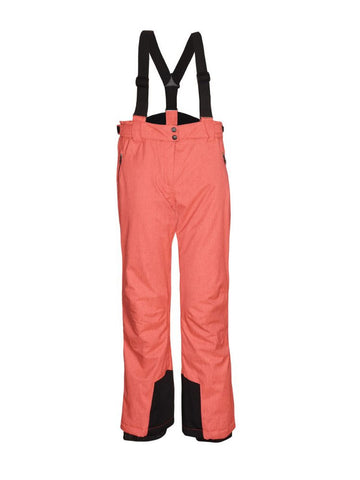 Killtec Women's Homa Soft Shell Pant w/Straps
