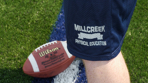 Millcreek School District PE Youth Shorts