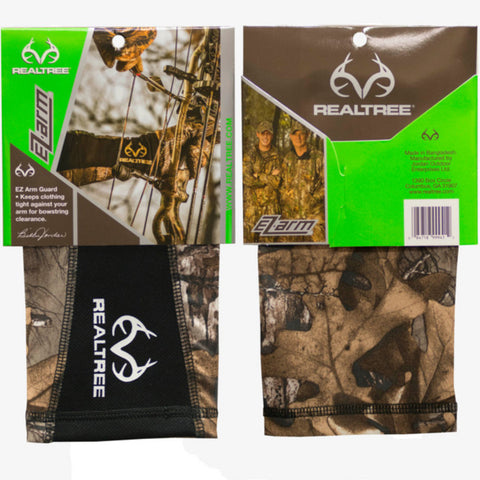 Realtree EZ arm Guard