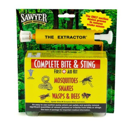 Sawyer Complete Bite & Sting Kit