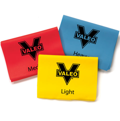 Valeo Stretch Bands- Set of 3
