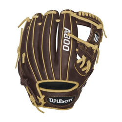 Wilson A800 Showtime Glove, Right Hand Throw, 11.5""